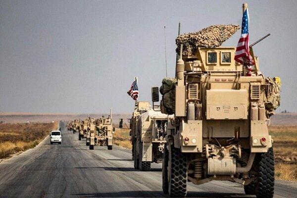 کاروان آمریکایی در بغداد هدف قرار گرفت