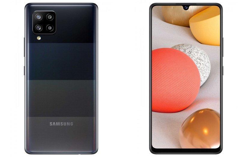 سامسونگ از گوشی 5G گلکسی A42 رونمایی کرد