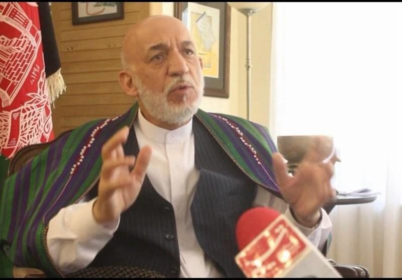 کرزی: به مداخلات بیگانگان باید از راستا صلح افغانستان خاتمه دهیم