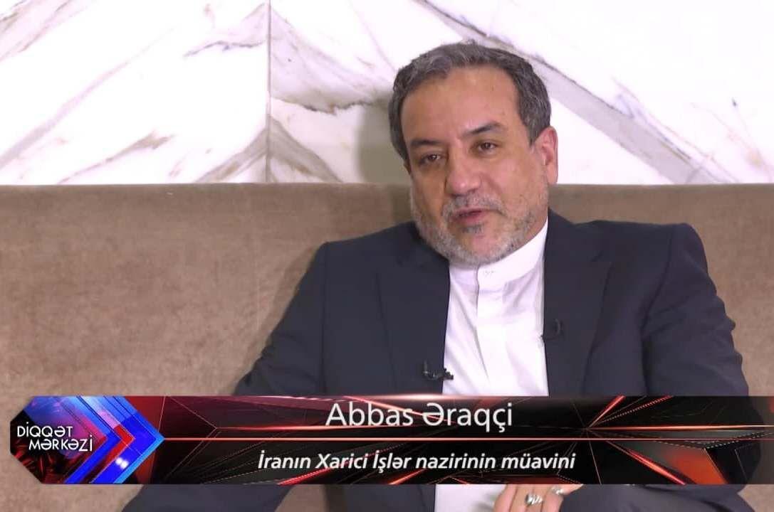 خبرنگاران عراقچی: پیشنهاد ایران می تواند به انتها مسالمت آمیز درگیری های قره باغ یاری کند