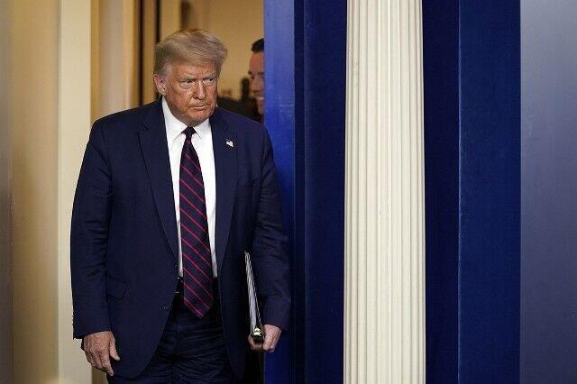 ترامپ با رئیس جمهور چین حرف نمی زند!