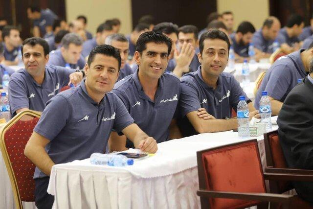 قضاوت 4 داور ایرانی در لیگ قهرمانان