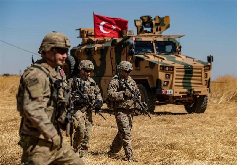 حمله توپخانه ای ارتش ترکیه به مناطق شمالی استان رقه