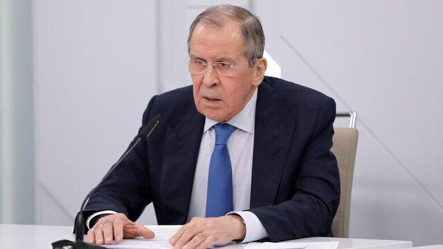 اعتراض لاوروف به ادعای نفوذ مضر روسیه در بالکان غربی