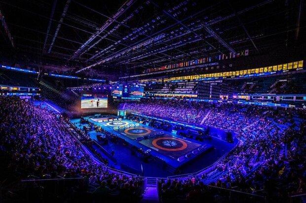 تیم آمریکا از رقابتهای جهانی کشتی انصراف داد