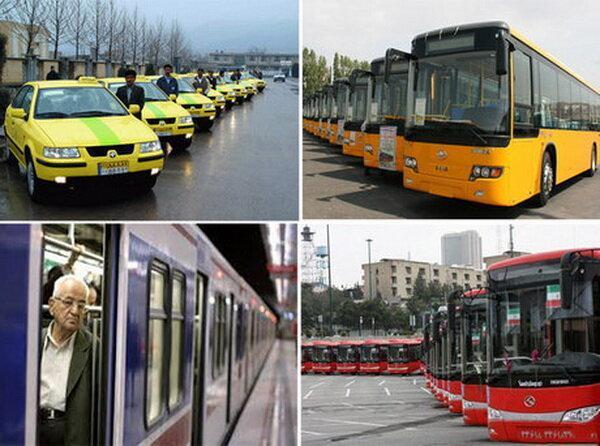 کاهش ساعت کاری حمل و نقل عمومی متناسب با تصمیمات ستاد ملی کروناست