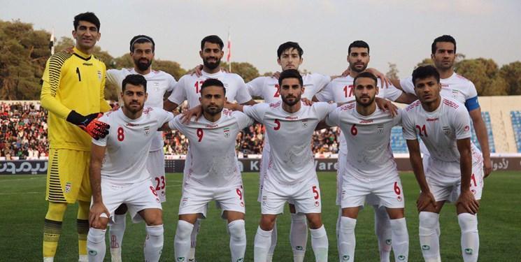 ایران دومین تیم صعود کننده به جام جهانی از مرحله گروهی
