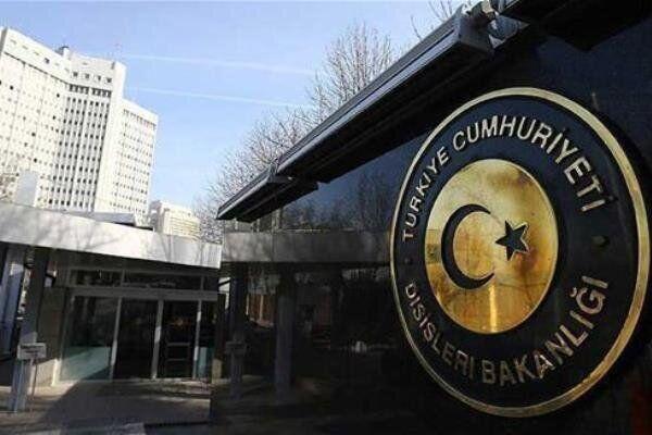 واکنش ترکیه به تلاش&zwnjها برای حل بحران خلیج فارس