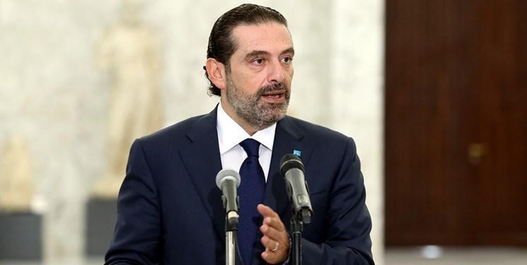 سعد الحریری ترکیب پیشنهادی دولت جدید لبنان را تقدیم رئیس جمهور کرد