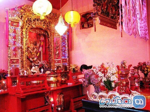 معبد کوان کونگ؛ تنها معبد چینی در بمبئی