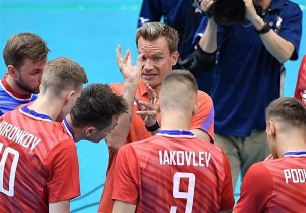 ساملوو: برای اظهار نظر در خصوص آینده تیم ملی والیبال روسیه زود است