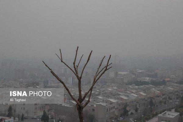 چگونه آلودگی هوا شهرها را فرا می گیرد؟