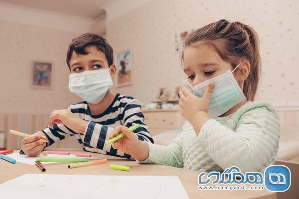 میزان مرگ و میر کرونا در بچه ها کمتر است