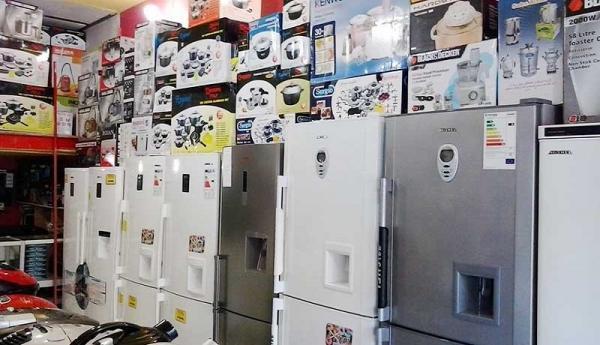 کاهش 4 تا 16 درصدی قیمت انواع یخچال و فریزر در بازار