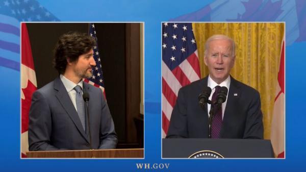 خبرنگاران بایدن: با همکاری کانادا با چین رقابت می کنیم