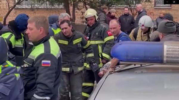 7 کشته و زخمی در حادثه انفجار در روسیه