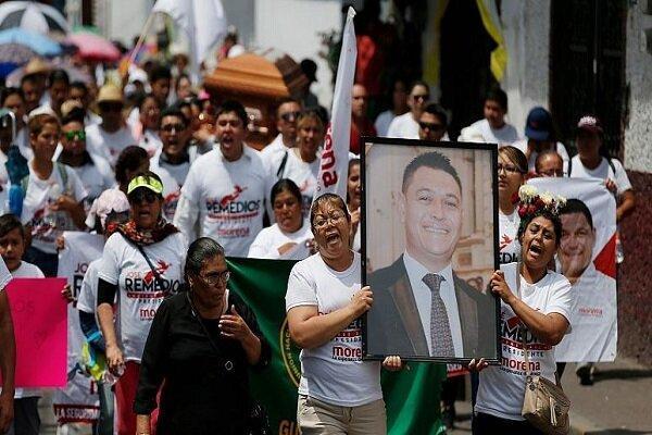 ترور 64 مقام سیاسی در مکزیک خبرنگاران