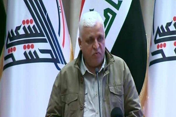 رایزنی رئیس سازمان حشد شعبی عراق با مقامات روسیه