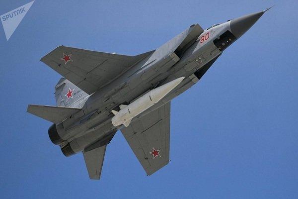 جنگنده روسیه هواپیمای جاسوسی نروژ را رهگیری کرد