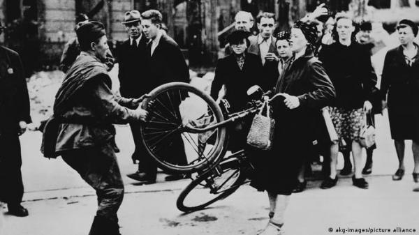 آلمان در روز های سرانجام جنگ جهانی دوم