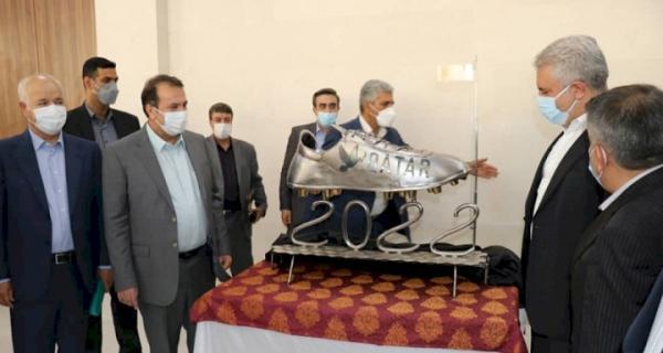 نماد صلح جاری با حضور دکتر مونسان در شیراز رونمایی شد