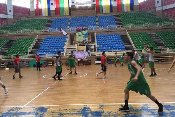 پیگیری اردوی جهانی تیم بسکتبال جوانان با 15 اردونشین