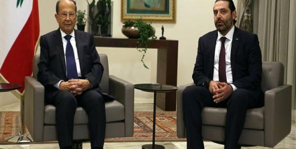 منابع لبنانی: الحریری ترکیب جدید کابینه را بزودی ارائه می نماید