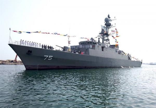 دنا ناوشکن ایرانی نیروی دریایی ارتش، چگونه ساخته شد؟