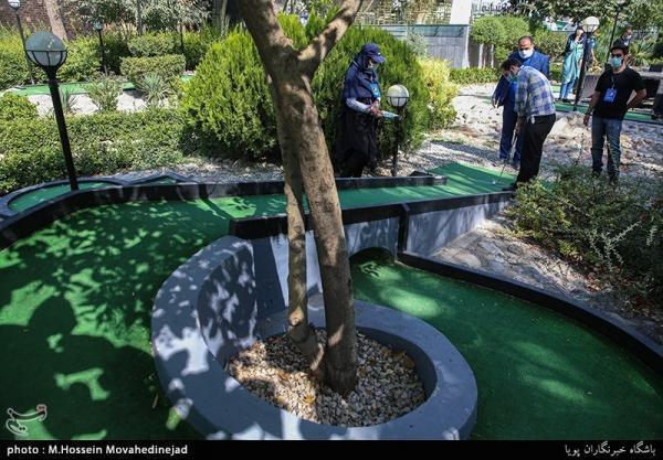 احکام سرپرستان کمیته های مختلف هیئت گلف استان تهران صادر شد