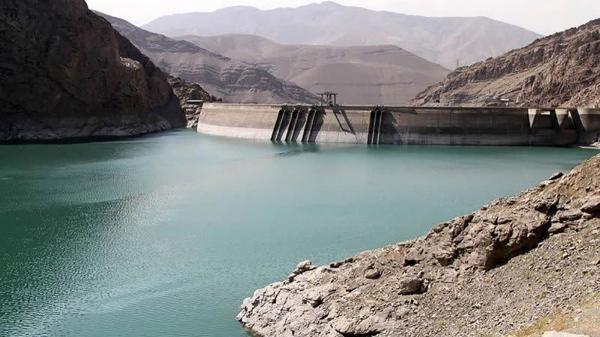 افت 356 میلیون مترمکعبی ذخایر سد های تهران