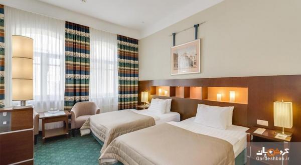 هتل پتر یکم؛ Peter 1 hotel در منطقه تاریخی و مرکزی مسکو