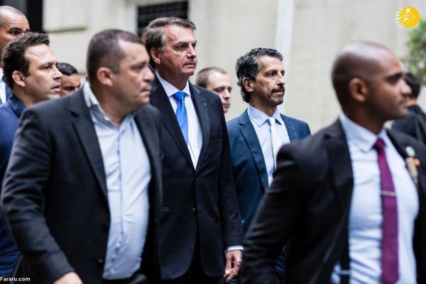 تور ارزان برزیل: رئیس جمهور برزیل را در نیویورک به رستوران راه ندادند!